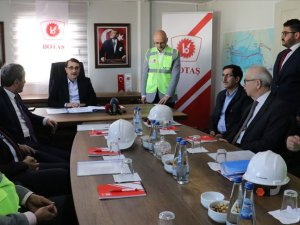 'TürkAkım Projesi'ni yıl sonuna kadar bitireceğiz'