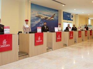 Emirates'ten, cruise yolcuları için uzaktan check-in terminali