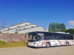 BMC, Baksı Müzesi'ne otobüs hediye etti