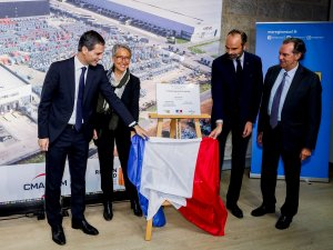 CEVA Lojistik'in Marsilya'daki yeni merkezi açıldı