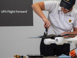 UPS Flight Forward, Drone Hava Yolu için FAA'dan tam onay alan ilk şirket oldu