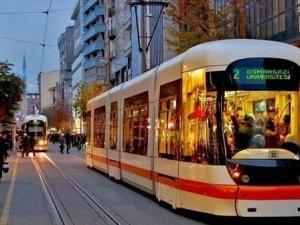 Eskişehir'de tramvay makas çalışmaları nedeniyle bazı yollar trafiğe kapatılacak