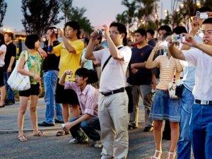 'Türkiye'ye en fazla turist Çin'den gelecek'