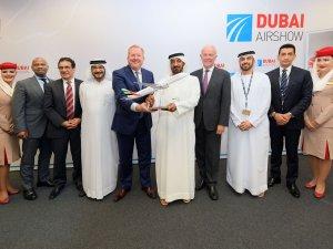Emirates, Dubai Airshow 2019'u başarılı bir şekilde tamamladı