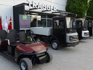 Bursa'da üretilen yerli elektrikli hizmet araçları Almanya ve Avustralya yollarında