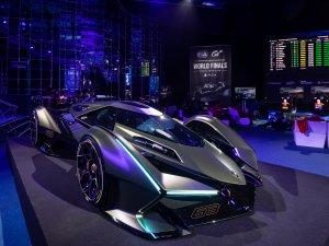 Lamborghini'den sanal süper spor otomobil