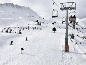 Davraz Kayak Merkezi'nde hedef bir milyon ziyaretçi
