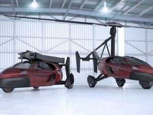 Seri üretime geçilen ilk uçan otomobilin fiyatı belirlendi
