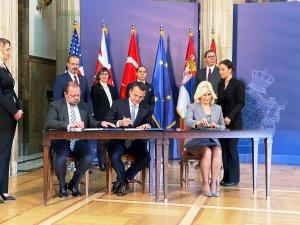 ENKA, Avrupa'nın en önemli ulaşım koridorlarını birbirine bağlıyor