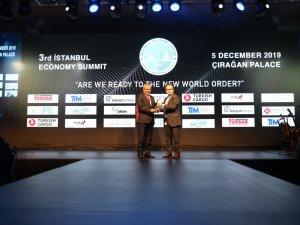 'En Hızlı Yükseliş Gösteren Kurum' ödülü PTT'nin