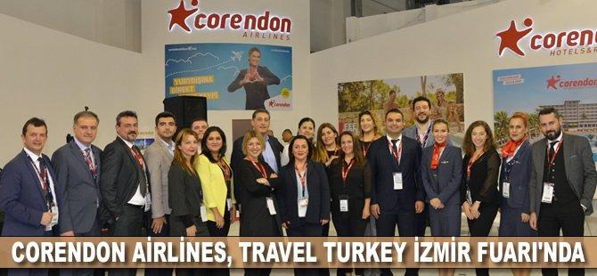 Corendon Airlines, Travel Turkey İzmir Fuarı'nda