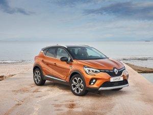 Yeni Renault Captur, Euro NCAP'ten beş yıldız elde etti
