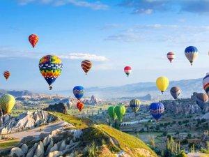 Kapadokya 2020 doluluk oranı yüzde 60'a ulaştı