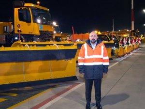İstanbul Havalimanı kışa hazır