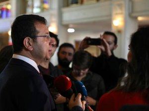 'Halk, İstanbul'a faydası olmayan bütün anlaşmaları 23 Haziran 2019'da iptal etti'