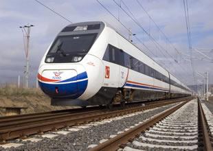 Hızlı Tren, bu yıl Kayseri'ye de gidecek