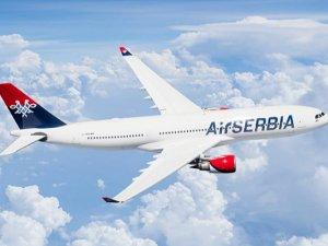 Air Serbia İstanbul'a yeniden uçuş başlattı