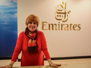 Emirates, 'Yılın Yabancı Dijital Havayolu Markası' seçildi