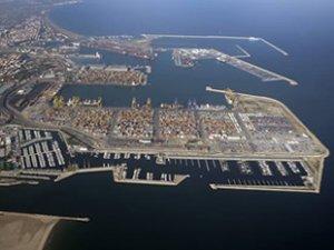Avrupa Birliği liman kapasitesinin yüzde 10'u Çinliler'e ait çıktı