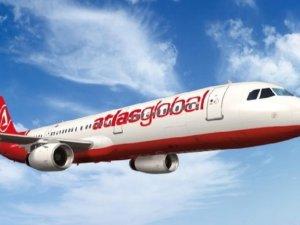 Atlas Global, durdurduğu uçuşlara tekrar başladı