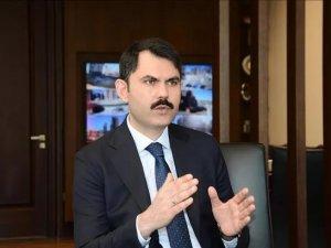 Murat Kurum'dan İstanbul ve boğaz açıklaması