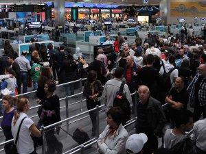 Ercan Havalimanı, 2020'nin ilk günündeki seferleriyle rekora imza atacak