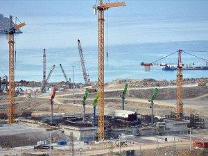 Akkuyu NGS'de ikinci ünitenin inşaatına 3 ay içinde başlanması bekleniyor