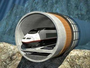 Finest, dünyanın en uzun denizaltı demiryolu tüneli olacak