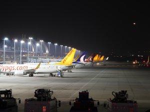 Sabiha Gökçen Havalimanı, zamanında kalkışta dünya birincisi oldu