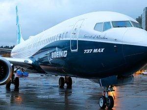 Boeing'den 737 Max için simülatör eğitimi önerisi