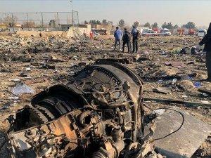'Uçağımız füzeyle düşürülmüş olabilir'