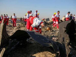 Ukrayna uçağının İran tarafından düşürüldüğü iddiaları