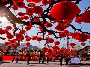 Çin'in Bahar Bayramı'nda yolcu sayısı 3 milyarı bulacak