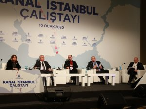 'Kanal İstanbul, Paris Anlaşması'na aykırı'