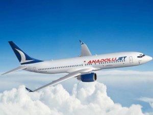 Anadolujet'in yurt dışı biletleri satışa çıktı