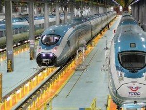 Siemens'in ürettiği YHT setlerinin ikincisi de teslim alındı