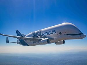 Airbus BelugaXL, ekstra geniş taşıma kapasitesiyle hizmete girdi