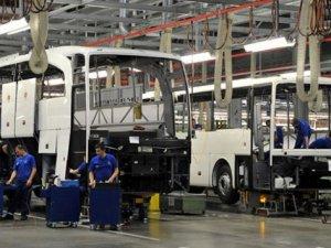 Türkiye'nin otobüs, minibüs ve midibüs ihracatı 2 milyar doları aştı