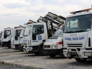 İstanbul'daki çekici hizmetlerini Ankara merkezli vakıf yapacak