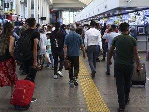 2019'da kara yoluyla 90,2 milyon yolcu taşındı