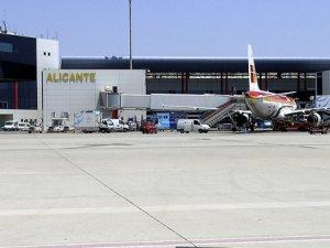 Alicante Havalimanı bugün kademeli olarak faaliyete geçecek