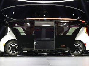 General Motors, ilk tam otonom aracını tanıttı