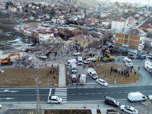 'Deprem bölgesinde ulaşımı engelleyecek bir durum söz konusu değil'