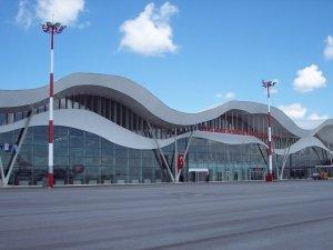 Sivas Nuri Demirağ Havalimanı'nda yolcu sayısı azaldı