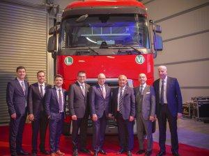 Renault Trucks'ın Mersin'deki yetkili bayi tesis açılışı gerçekleştirildi