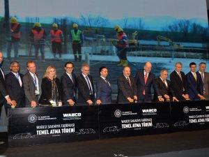 Dünya devi WABCO'dan Türkiye'ye büyük yatırım