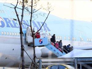 Güney Kore Vuhan'daki vatandaşlarını uçakla tahliye ediyor