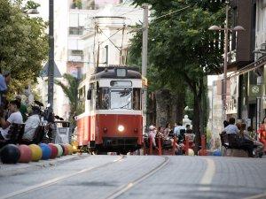 Kadıköy Moda tramvayı yolcu taşıma kapasitesi artırıldı