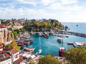 Antalya, turizmde 2020'ye rekorla başladı