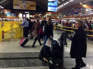 Sabiha Gökçen Havalimanı yeniden uçuşlara açıldı